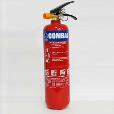 Lingjack Engineering C-2ASE ABC dry powder stored pressure fire extinguisher