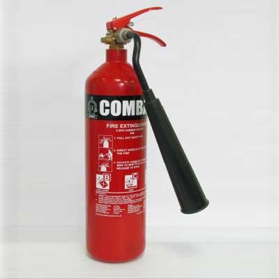 Lingjack Engineering C-2CSEC CO2 stored pressure fire extinguisher