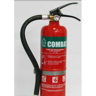 Lingjack Engineering C-2HSE stored pressure fire extinguisher