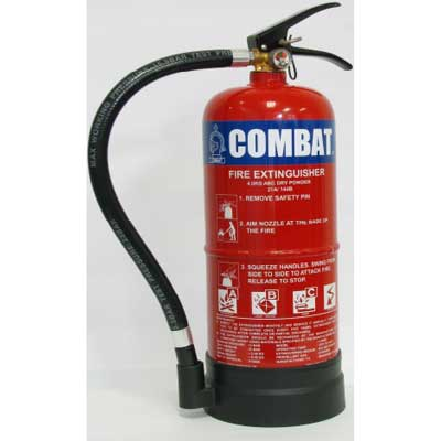 Lingjack Engineering C-4ASE ABC dry powder stored pressure fire extinguisher