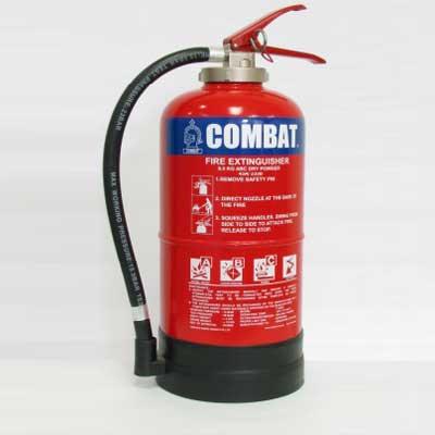 Lingjack Engineering C-6ACE ABC dry powder cartridge fire extinguisher