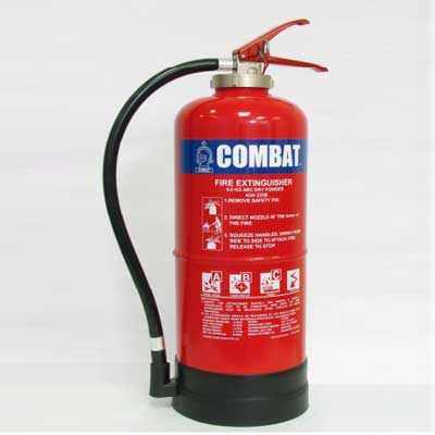 Lingjack Engineering C-9ACE ABC dry powder cartridge fire extinguisher