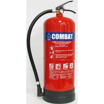 Lingjack Engineering C-9ASE ABC dry powder stored pressure fire extinguisher