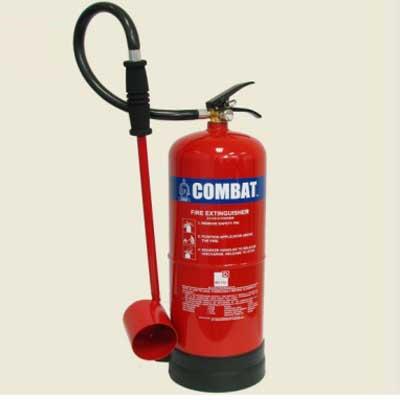 Lingjack Engineering C-9DSE D powder stored pressure fire extinguisher