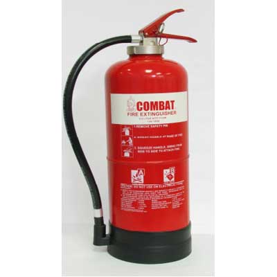 Lingjack Engineering C-9FCE foam cartridge fire extinguisher