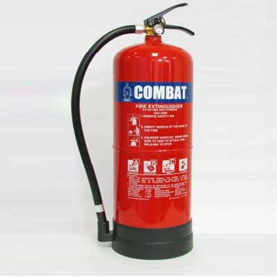 Lingjack Engineering C-9PKSE purple K dry powder stored pressure fire extinguisher