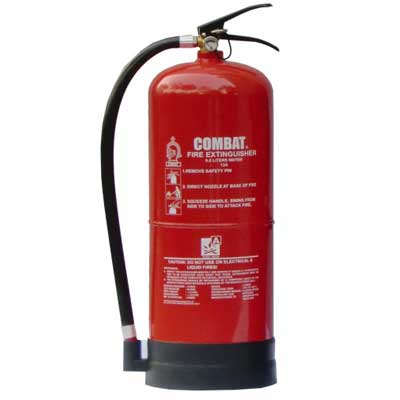 Lingjack Engineering C-9WSE water stored pressure fire extinguisher