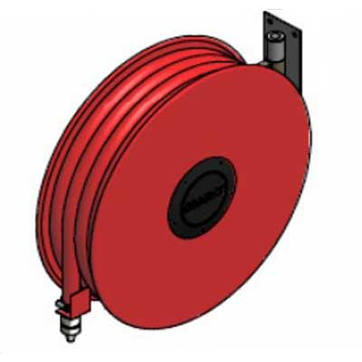 Lingjack Engineering HR-1AS automatic swing hose reel