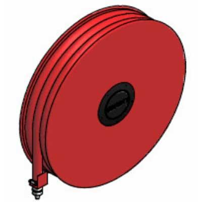 Lingjack Engineering HR-1ASF automatic fixed super slim hose reel