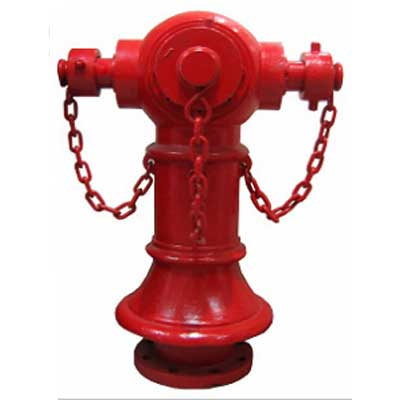 Lingjack Engineering PH150 non controllable pillar hydrant