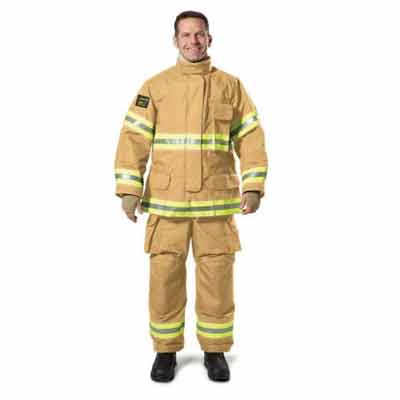 Lion Apparel JV24-F turnout Coat