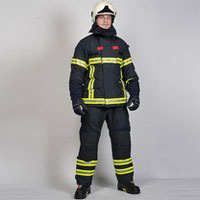Lion Apparel LHD Group Deutschland V-Force Outer trousers anatomical design and the special indentation
