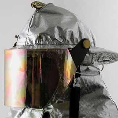 Lion Apparel Proximity fire helmet