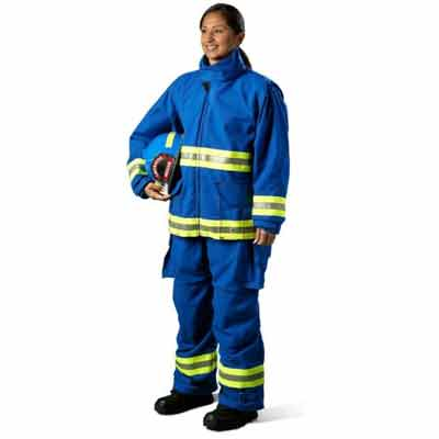Lion Apparel TR51 rescue coat and pants