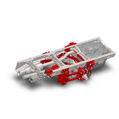 LiquidSpring LLC RAM 4500 12,000 lbs GAWR