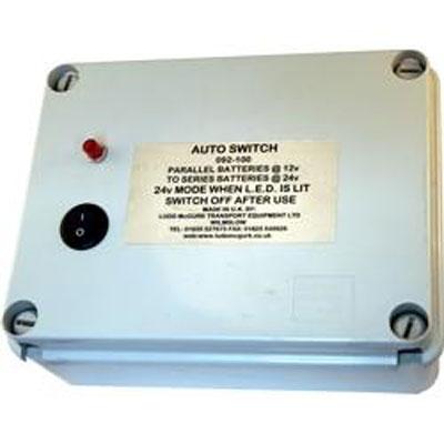 Ludo McGurk Transport Equipment 092-100 battery switch