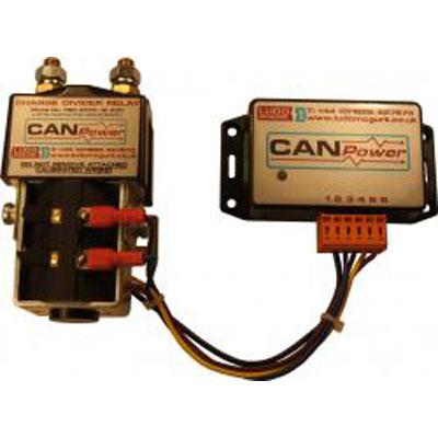 Ludo McGurk Transport Equipment 092-2000-12-80 automatic spilt charging/charge dividing unit