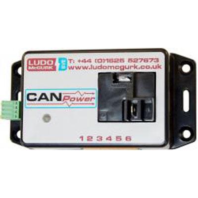 Ludo McGurk Transport Equipment 092-2005-24 automatic keyless running system