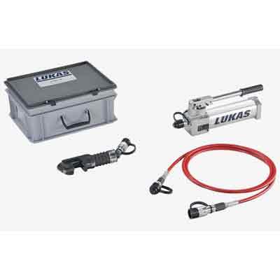 LUKAS LSH 4 mini cutter set
