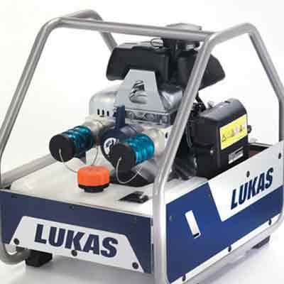 LUKAS P 630 SG mobile power unit