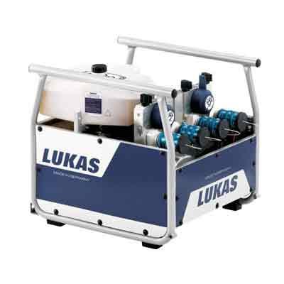 LUKAS P 650 4E power unit