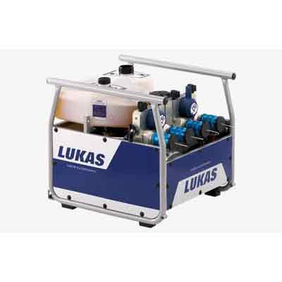 LUKAS P 650 4G four times full power