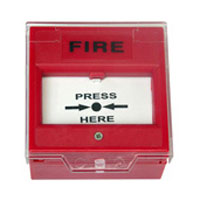 Maanshan Tianrui Industrial Co., Ltd. HM06-10 hand-actuated alarm button