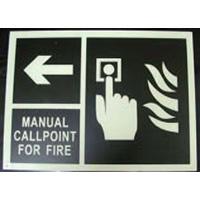 Maanshan Tianrui Industrial Co., Ltd. HHM08-19L safety sign