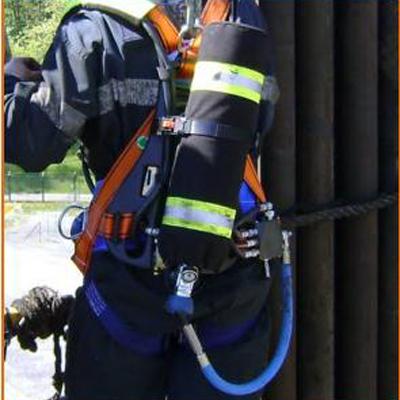 Matisec Inverter KIT 3S breathing apparatus kit