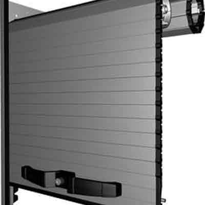MCD ALU30 aluminium front roll