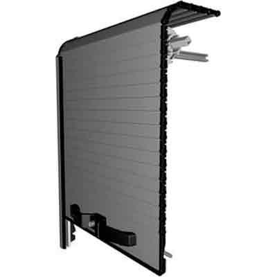MCD ALU30 top slide compatible closing system