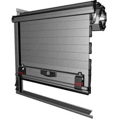 MCD ALU40 Izy aluminium roll-up door
