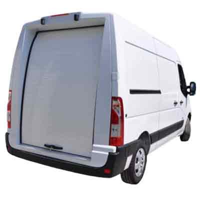 MCD Master Movano Interstar polyester frame door system