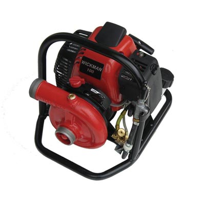 Mercedes Textiles 71WICK100GB-RFT fire pump