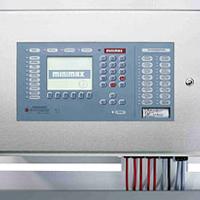Minimax FMZ 5000 mod S fire detection control panel