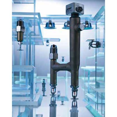 Minimax Minifog EconAqua low-pressure water mist sprinkler