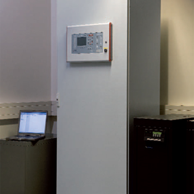 Minimax MX 1230 – 80 gas extinguishing system