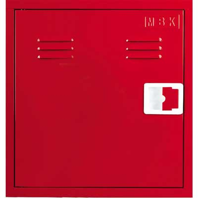 Mobiak ??06 - 002W9 - 00 fire hose cabinet with hook