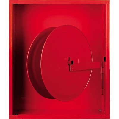 Mobiak KX06-002W4-00C galvanized fire hose reel cabinet