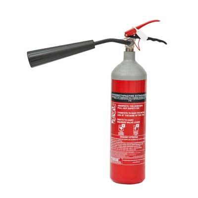 Mobiak KX11-532-A0 2kg CO2 fire extinguisher