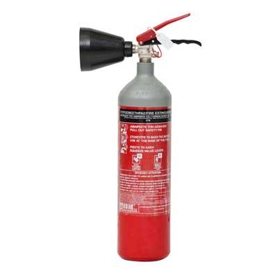 Mobiak KX11-532-AOR 2kg caron dioxide fire extinguisher
