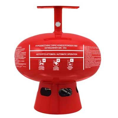 Mobiak KX11-ACE3-A0 ceiling dry powder fire extinguisher