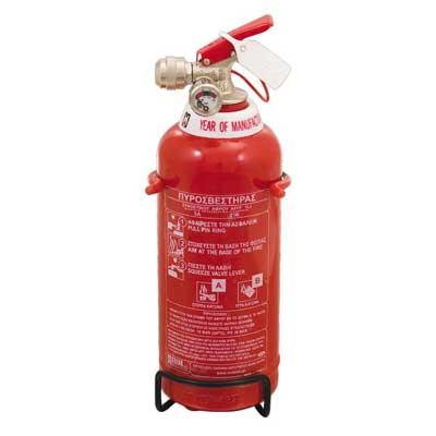 Mobiak MBK04-010AF-P1C 1 liter foam fire extinguisher