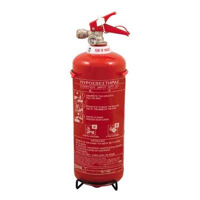 Mobiak MBK04-030AF-P1B 3 litre foam fire extinguisher