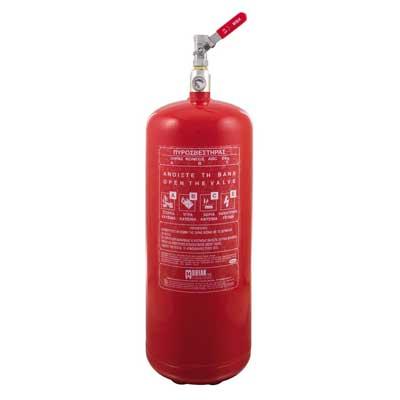 Mobiak MBK04-060PA-L1B 6kg dry powder fire extinguisher