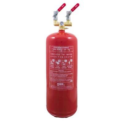 Mobiak MBK04-060PA-L1C 6kg dry powder fire extinguisher