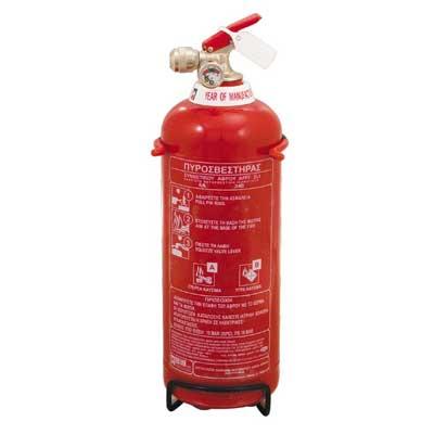 Mobiak MBK05-020AF-P1D 2 litre foam fire extinguisher