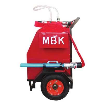 Mobiak MBK05-100AF-W2A trolley foam generator