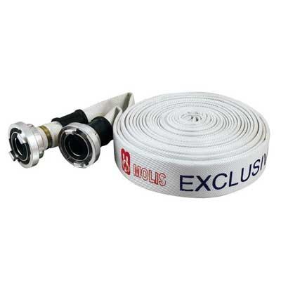 Mobiak MBK07-BD-16B20M134 wire bound fire hose