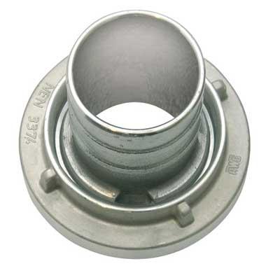 Mobiak MBK07-DIN-ST1M certified aluminum coupling